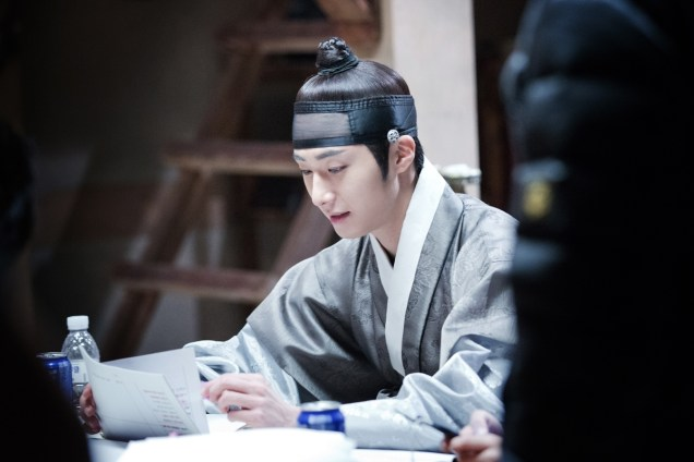 2014 Jung Ilwoo in The Night Watchman's Journal Xtra Photos 8