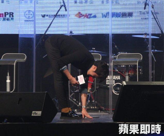 2015 1 10 Jung Il-woo Taiwan Ilwoo Together Fan Meeting. 12