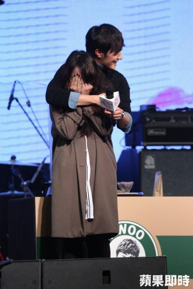 2015 1 10 Jung Il-woo Taiwan Ilwoo Together Fan Meeting. 15