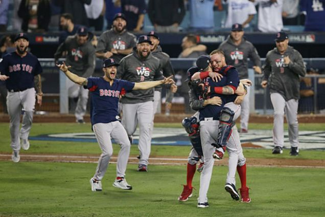 2018 10 28 Boston Wins World Series Photos 6