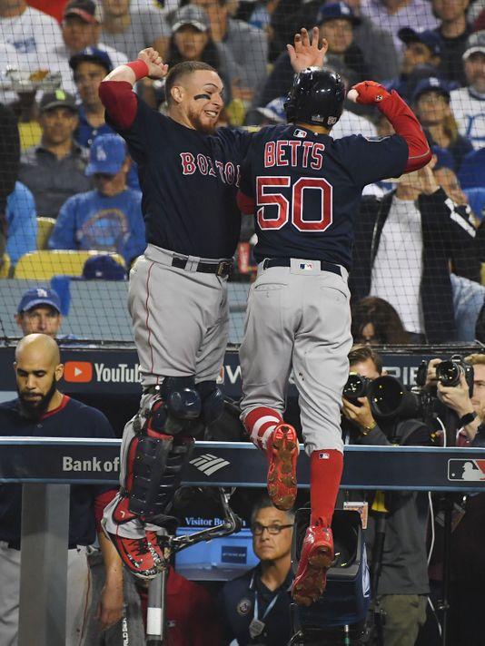 2018 10 28 Boston Wins World Series Photos 8