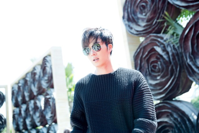22014 10:11 Jung Il-woo in Bali for BNT International Part 1: Cars 24
