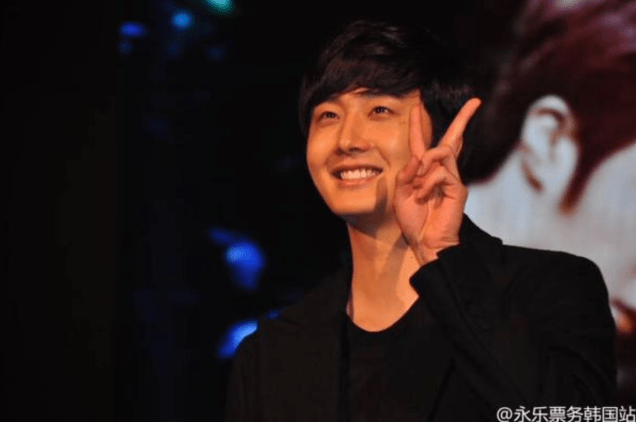 2015 2 1 Jung Il-woo at the Beijing Fan Meeting. 8