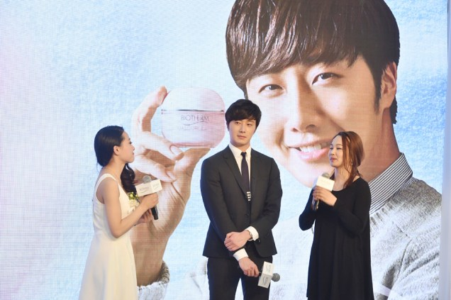 2015 3 20 Jung Il-woo at a Biotherm Event in Beijing, China. 14