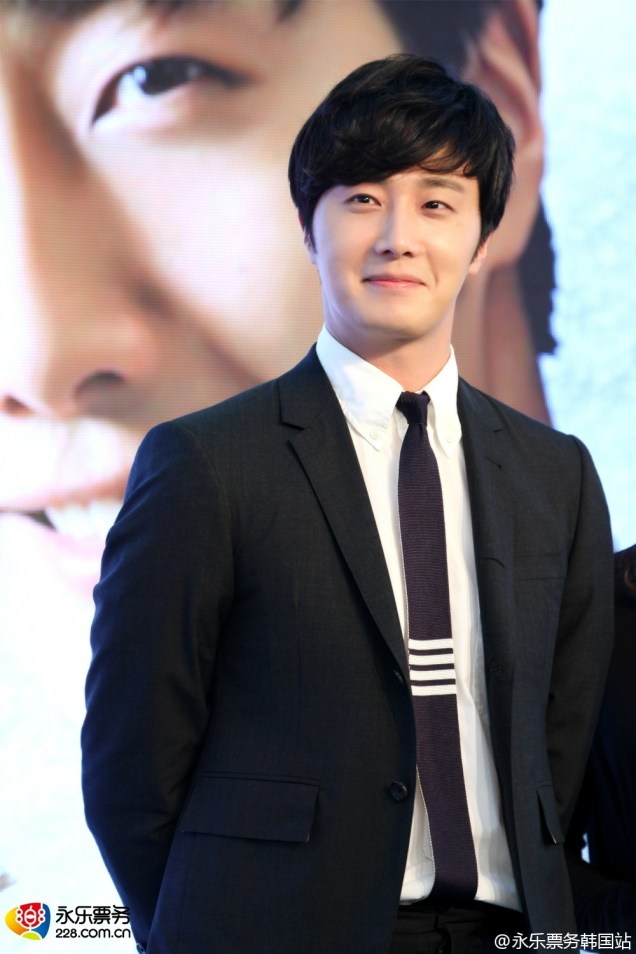 2015 3 20 Jung Il-woo at a Biotherm Event in Beijing, China. 17