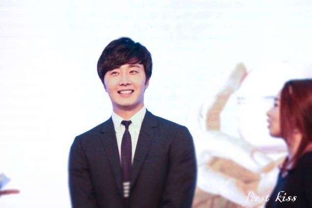 2015 3 20 Jung Il-woo at a Biotherm Event in Beijing, China. 22