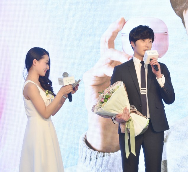 2015 3 20 Jung Il-woo at a Biotherm Event in Beijing, China. 31