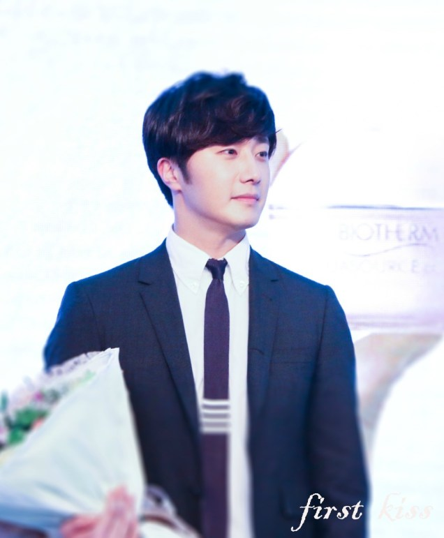 2015 3 20 Jung Il-woo at a Biotherm Event in Beijing, China. 33