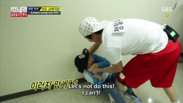 2015 4 12 Jung Il-woo in Running Man Epi 242 (SBS) 122