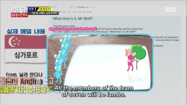 2015 4 12 Jung Il-woo in Running Man Epi 242 (SBS) 21
