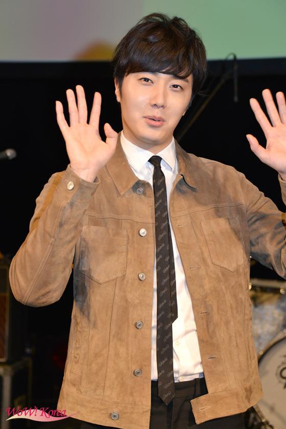 2015 4 25 Jung Il-woo in his Fan Meeting Rainbo-Woo in Tokyo, Japan. 28
