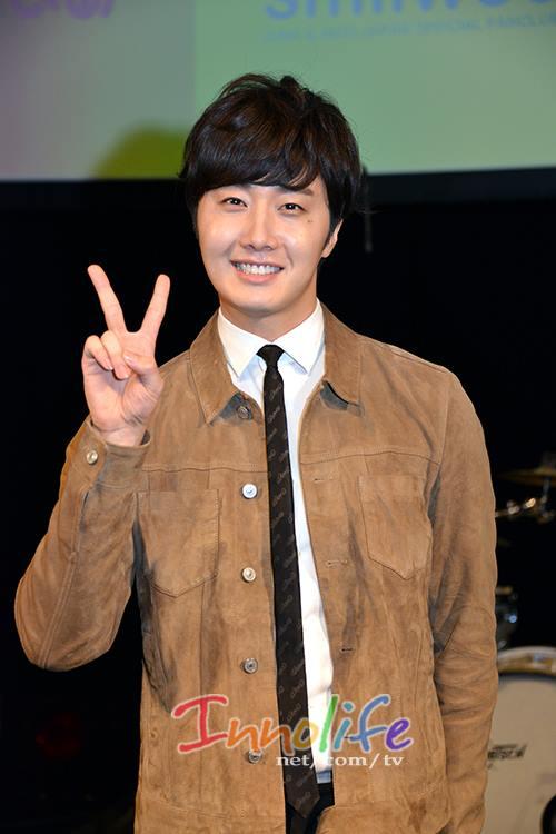 2015 4 25 Jung Il-woo in his Fan Meeting Rainbo-Woo in Tokyo, Japan. 29