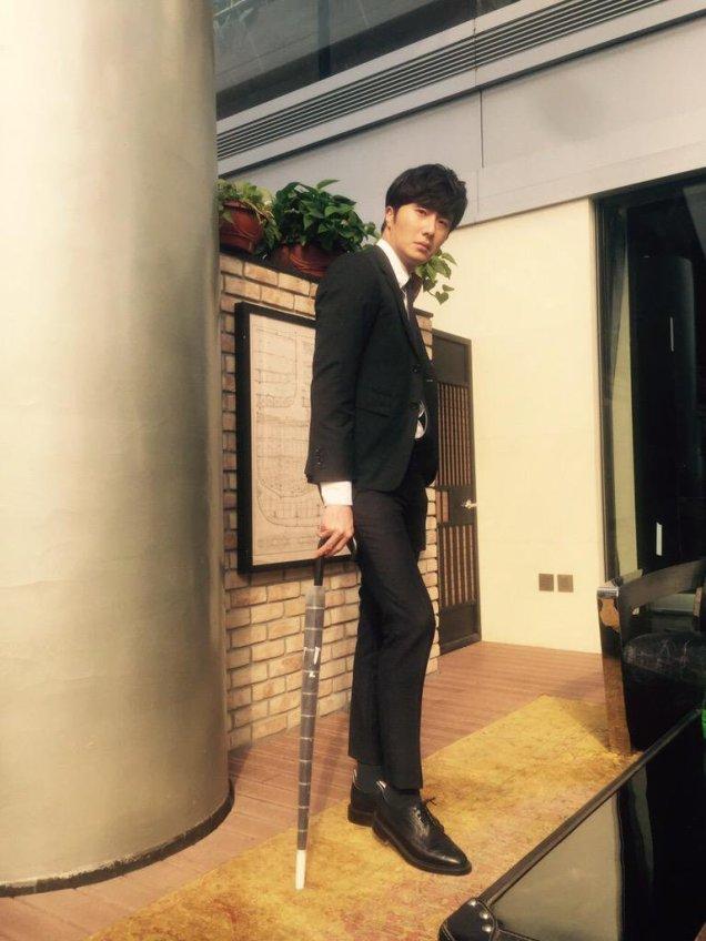 2015 4 25 Jung Il-woo in his Fan Meeting Rainbo-Woo in Tokyo, Japan. 3