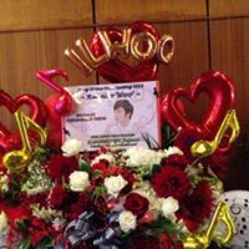 2015 4 25 Jung Il-woo in his Fan Meeting Rainbo-Woo in Tokyo, Japan. 9