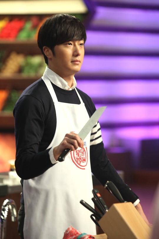 """2015 4 8 Jung Il-woo at China's Jiangsu Satellite TV """"Star Chef"""" 14.jpg"""