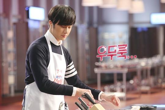 """2015 4 8 Jung Il-woo at China's Jiangsu Satellite TV """"Star Chef"""" 15.jpg"""
