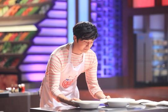 """2015 4 8 Jung Il-woo at China's Jiangsu Satellite TV """"Star Chef"""" 28.jpg"""