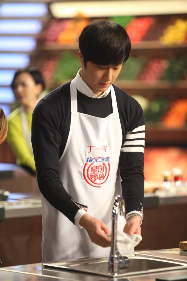 2015 4 Jung Il-woo in Star Chef Episode 1 10