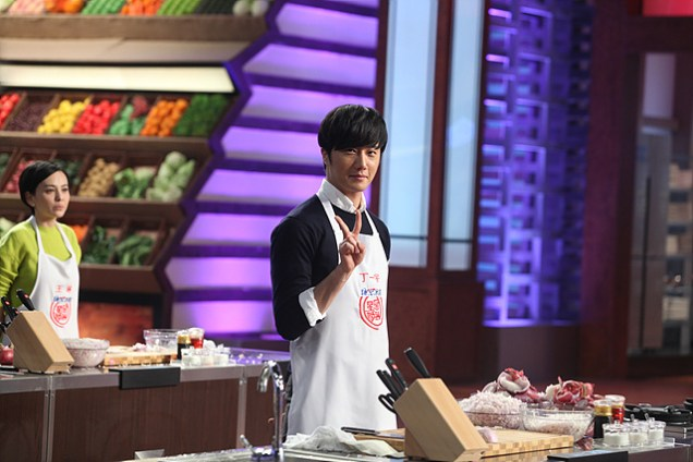 2015 4 Jung Il-woo in Star Chef Episode 1 12