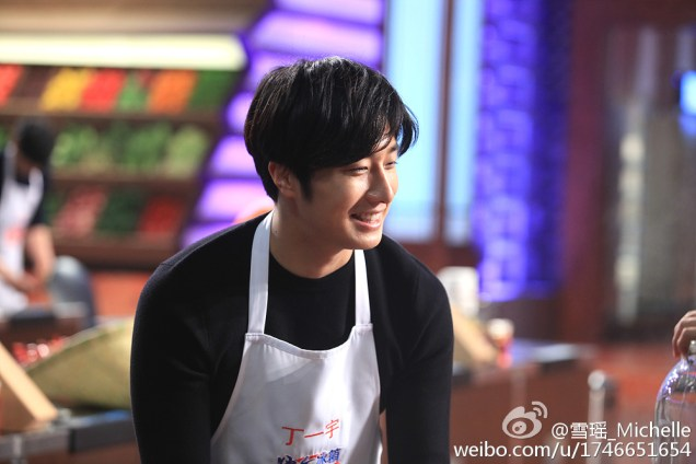 2015 4 Jung Il-woo in Star Chef Episode 1 7
