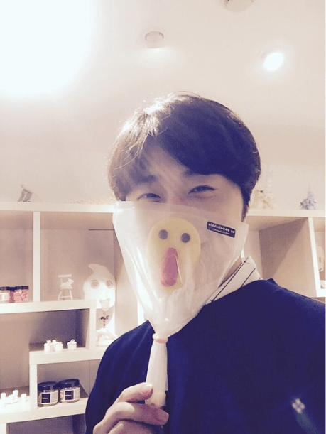2015 03 14 Jung Il-woo Instagram Post
