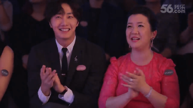 2015 09 16 Jung Il-woo attends the 20th Anniversary of Joy and Peace in Shanghai, China. 26