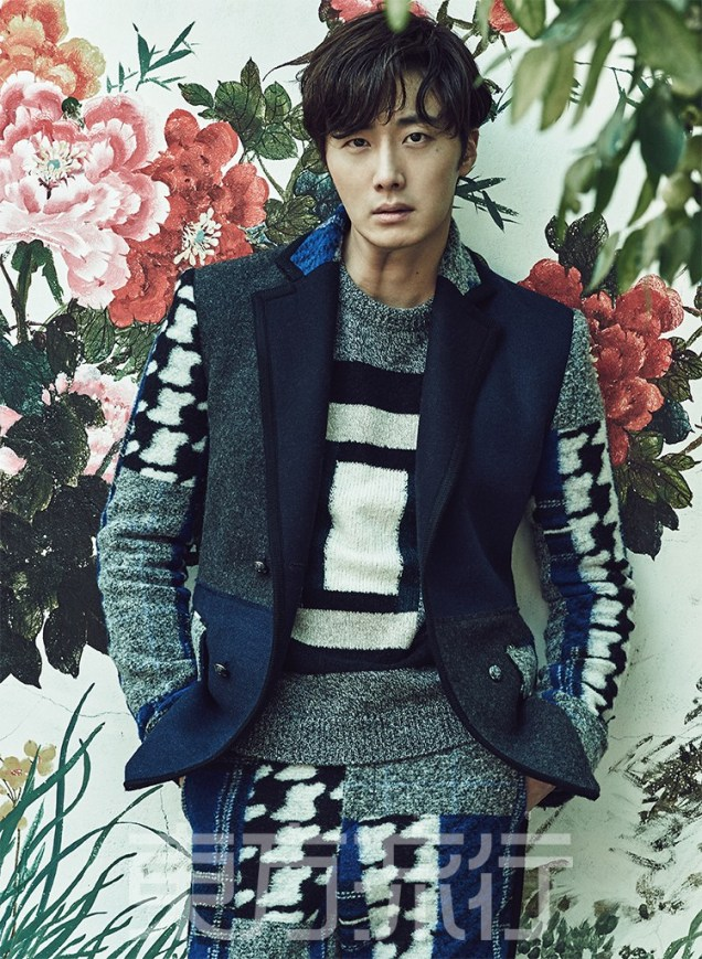 2015 11 Jung Il-woo for Eastern Trends, a Chinese Magazine. 11