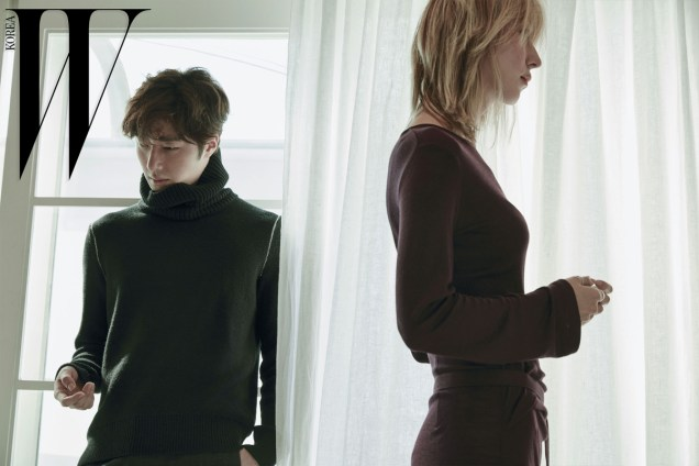 2015 11 Jung Il-woo for W Korea Magazine. 4