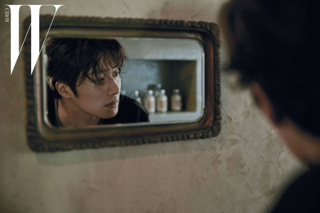 2015 11 Jung Il-woo for W Korea Magazine. 9
