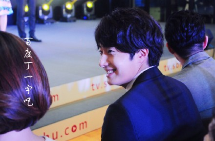 2015 6 10 Jung Il- woo in a Sohu Event 11