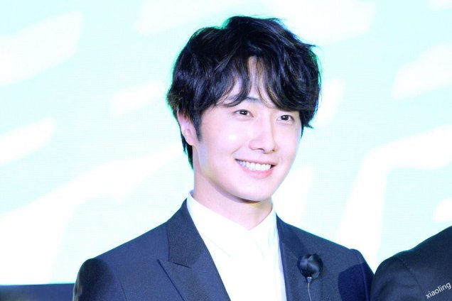 2015 6 10 Jung Il- woo in a Sohu Event 22