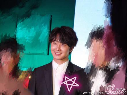 2015 6 10 Jung Il- woo in a Sohu Event 23