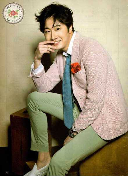 2015 6 Jung Il Woo for Korean TV Drama magazine VOL.675