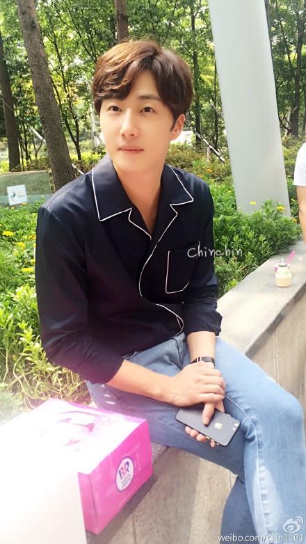2015 Jung Il-woo in High End Crush BTS Cr. SOHU TV103