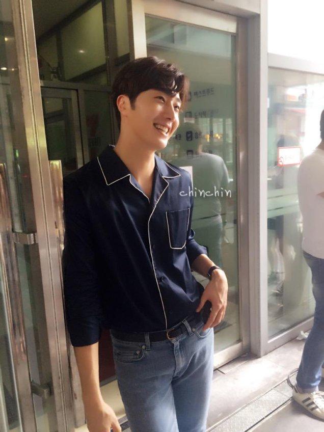 2015 Jung Il-woo in High End Crush BTS Cr. SOHU TV109