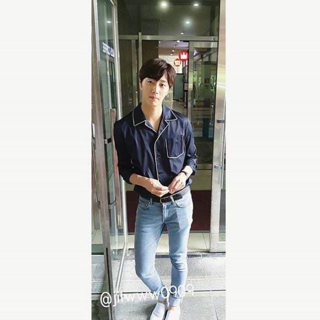2015 Jung Il-woo in High End Crush BTS Cr. SOHU TV112
