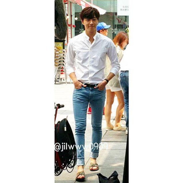 2015 Jung Il-woo in High End Crush BTS Cr. SOHU TV117