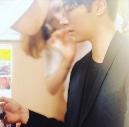 2015 Jung Il-woo in High End Crush BTS Cr. jungilwoo.com TV48