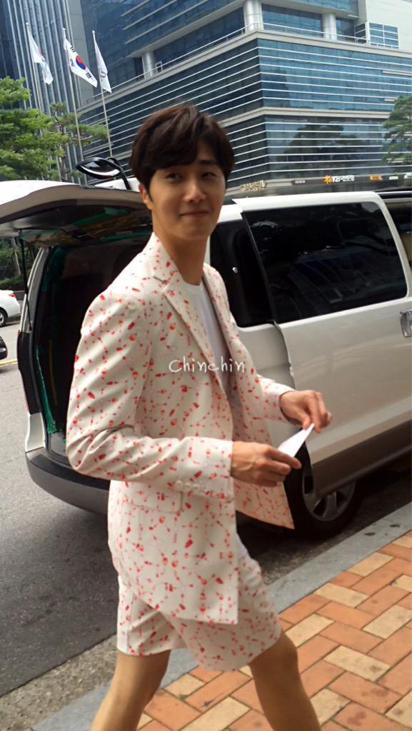 2015 Jung Il-woo in High End Crush BTS Cr. SOHU TV62