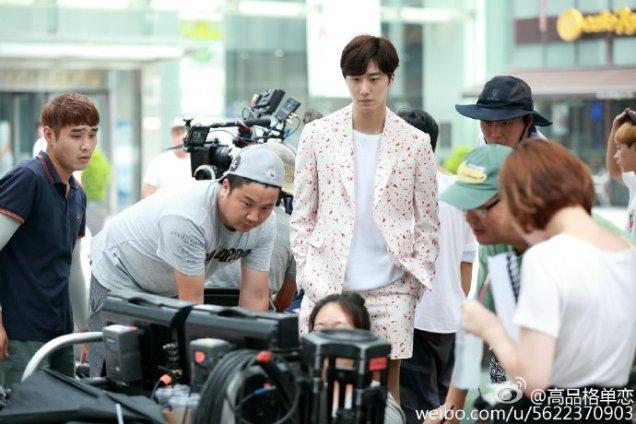 2015 Jung Il-woo in High End Crush BTS Cr. SOHU TV63