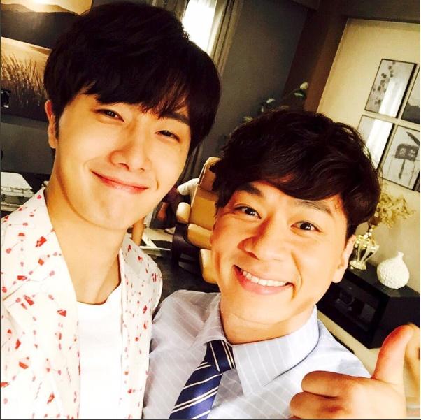 2015 Jung Il-woo in High End Crush BTS Cr. SOHU TV66