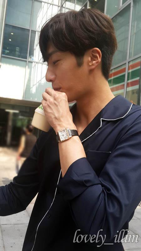 2015 Jung Il-woo in High End Crush BTS Cr. SOHU TV94