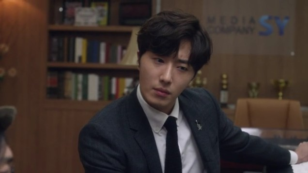 2015 Jung Il-woo in High End Crush Episode 1 Cr. SOHU TV 1