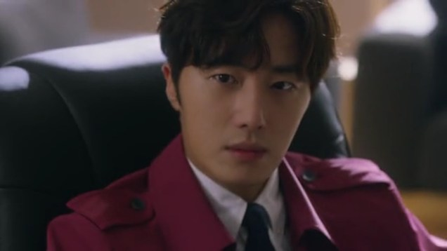 2015 Jung Il-woo in High End Crush Episode 1 Cr. SOHU TV 4
