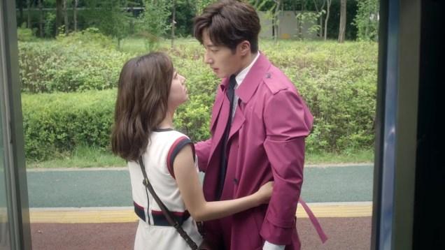 2015 Jung Il-woo in High End Crush Magenta Overcoat Cr. SOHU TV Xtra 6.5.jpg
