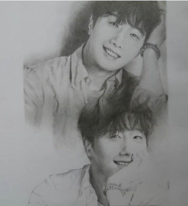 Il-woo Pencil art. Cr. IG @ taiwankingyo 3