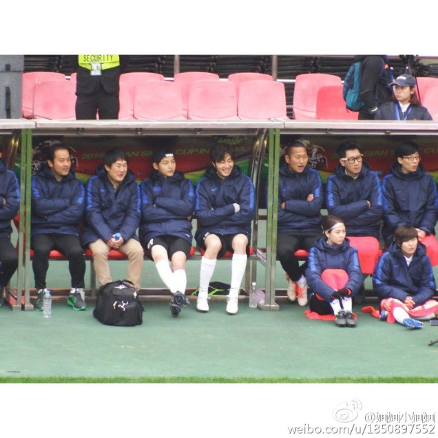 2016 1 10 jung il-woo playing soccer in the 2016 asian smile cup. 58