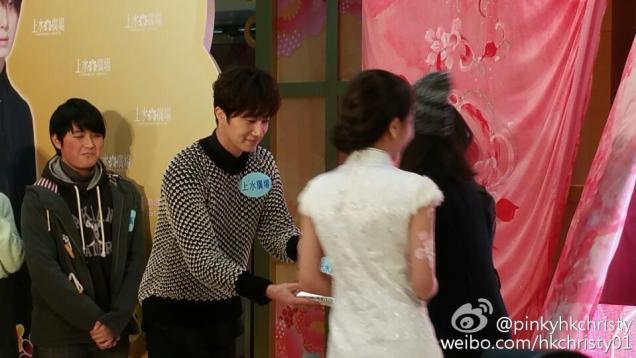 2016 1 23 jung il-woo in hong kong fan meeting extras fan group 7