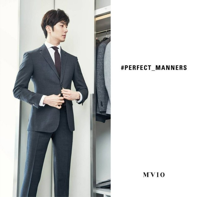 2016 2 2 jung il-woo for mvio. perfect manners. 1