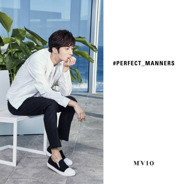 2016 2 2 jung il-woo for mvio. perfect manners. 8